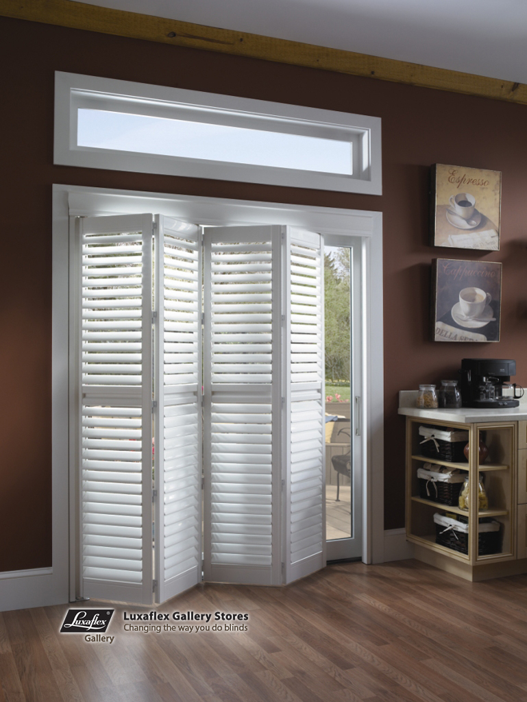 Shutters fuller decor Plantation shutters for doors interior